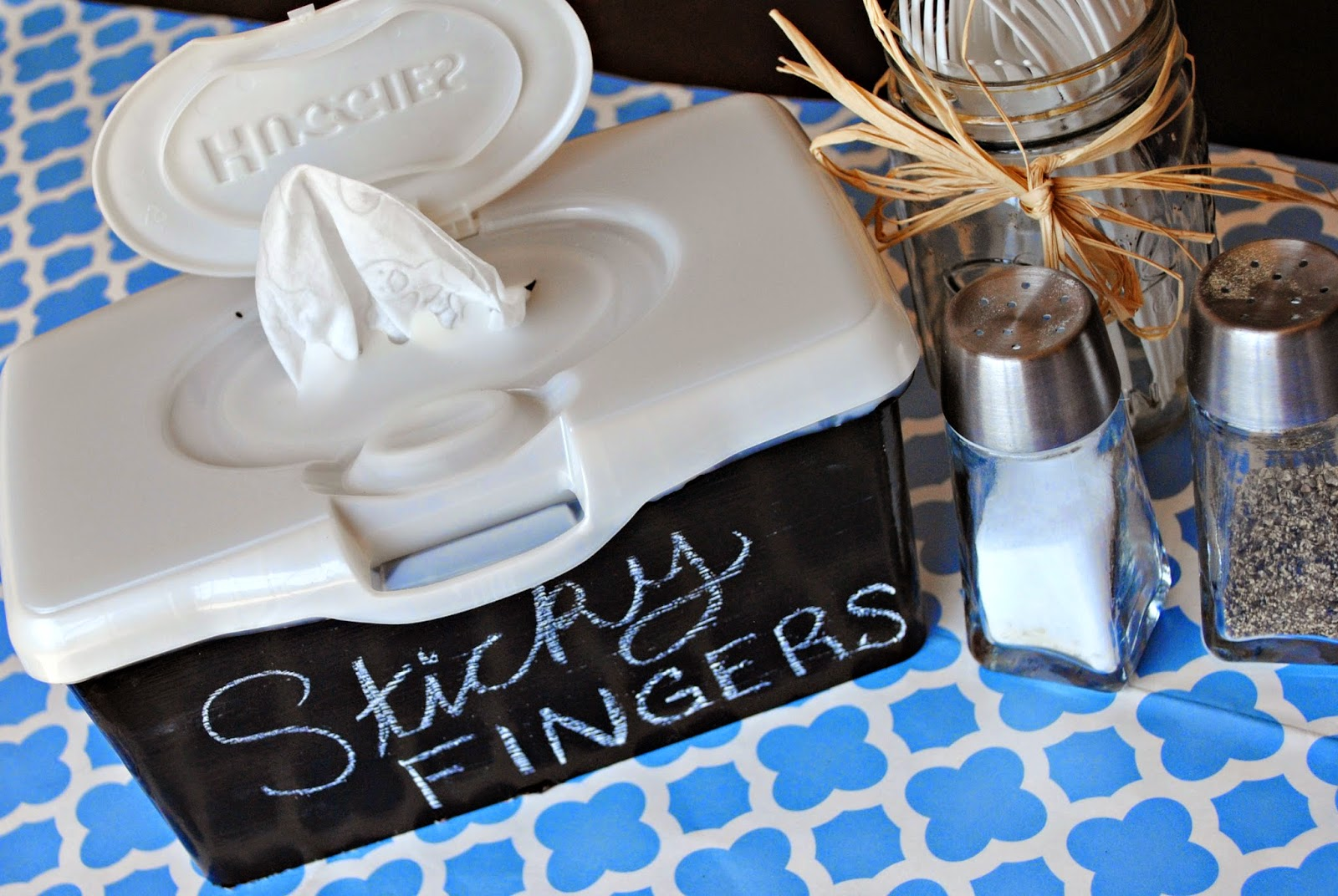 Sticky Fingers Table Wipes