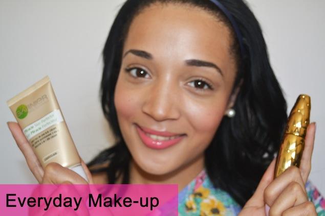 My Everyday Make-up