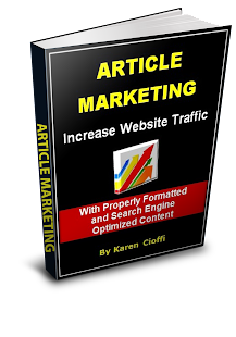 Article Marketing to Increase Website Traffic