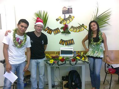 CHRISTMAS (Brazilian stand)