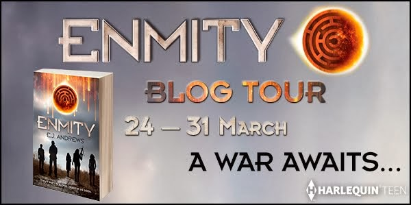 BLOG TOUR - 31ST MARCH