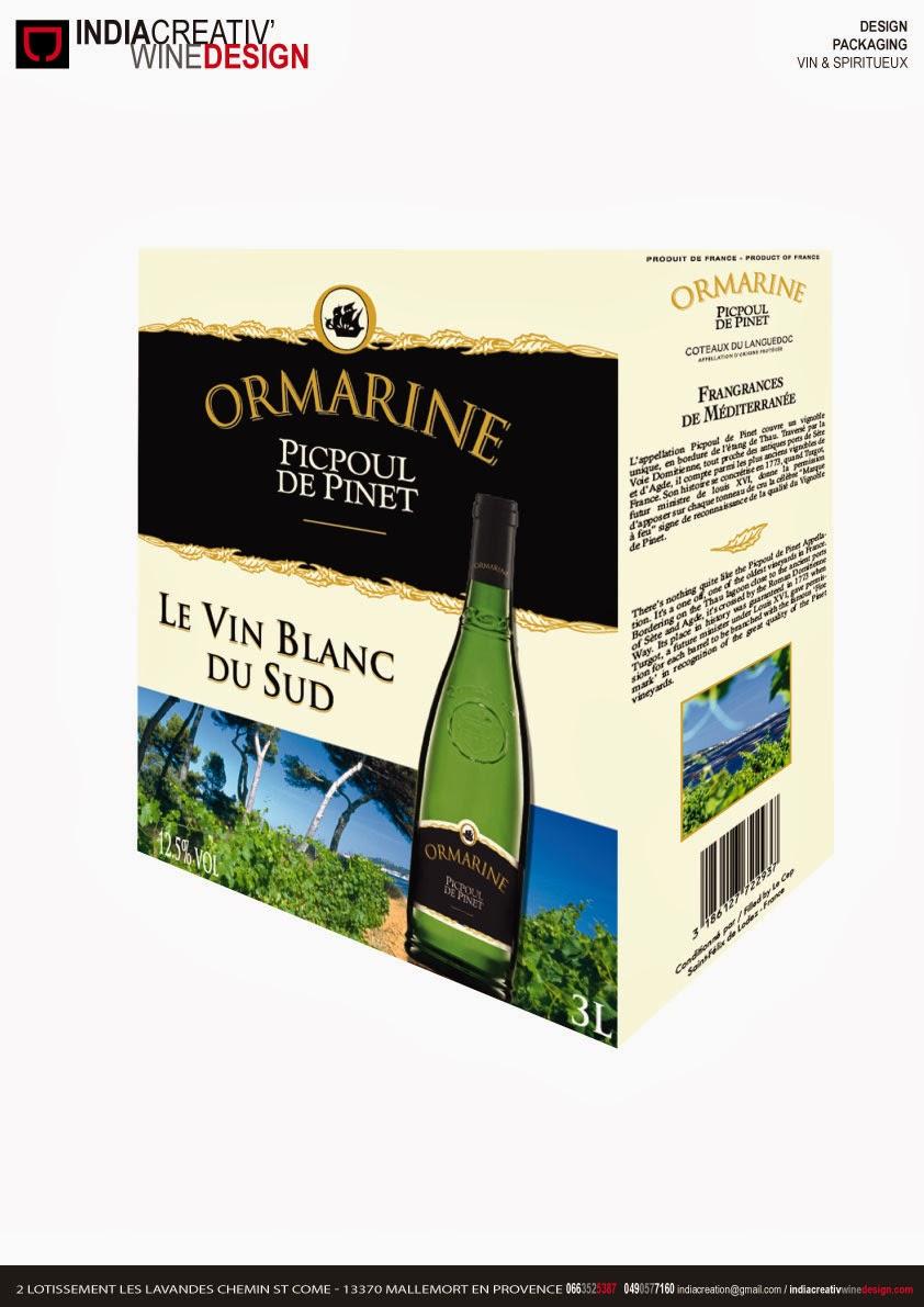 Les Collins du Bourdic Vin de Pays d Oc Petits Grains