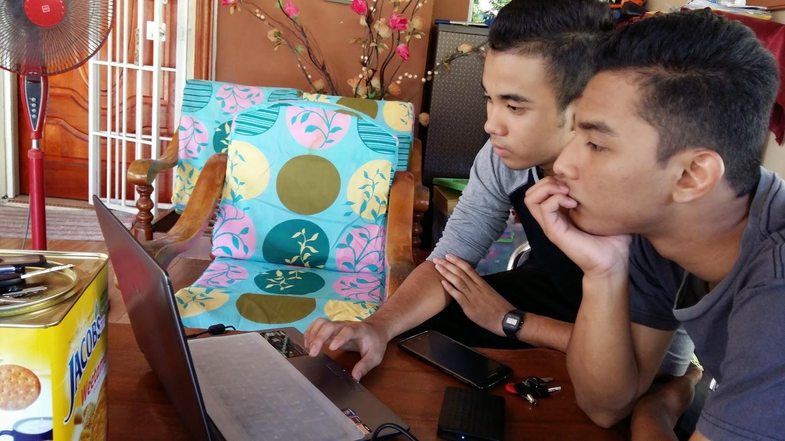 Pengalaman Sertai Liga Remaja Kreatif 2015