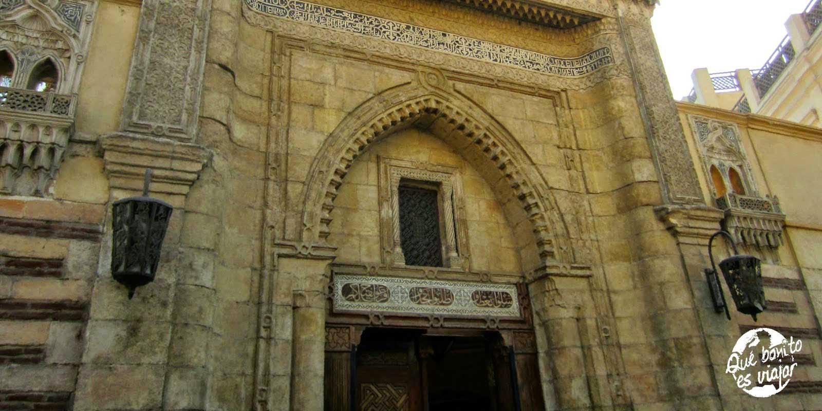 Barrio copto El Cairo