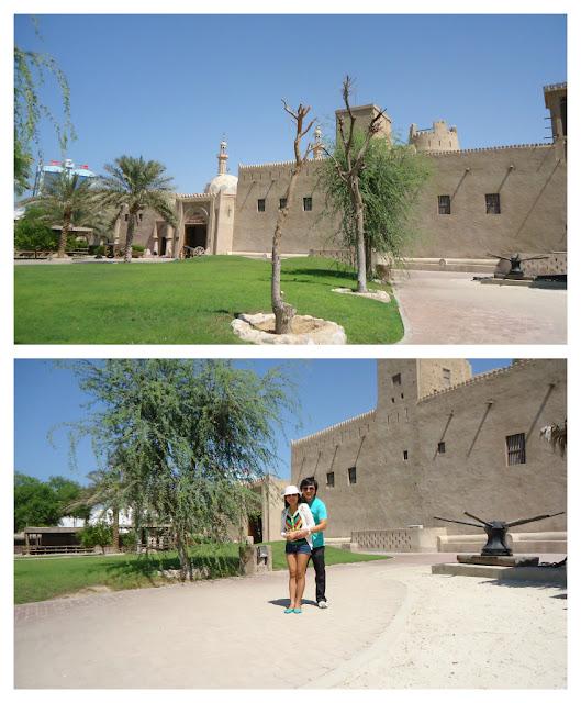 Ajman Fort at Ajman Museum