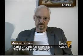 Morris Berman on Book TV