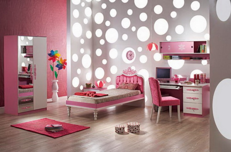 Girl Bedroom Idea