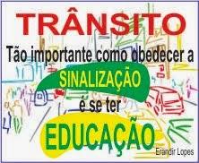 Educação No Trânsito!