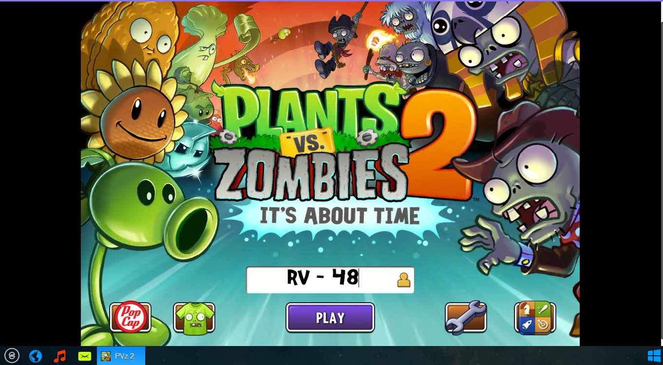 Download Plant vs Zombie 2 for PC Windows