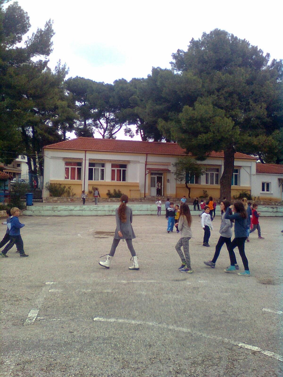 Ιστολόγιο 6/Θ  Δημοτικού Σχολείου Αλοννήσου