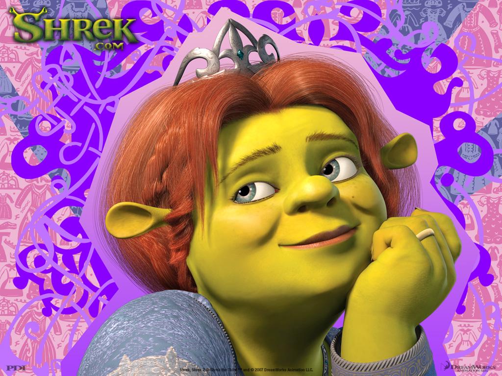 mamma in attesaShrek 3 Fiona