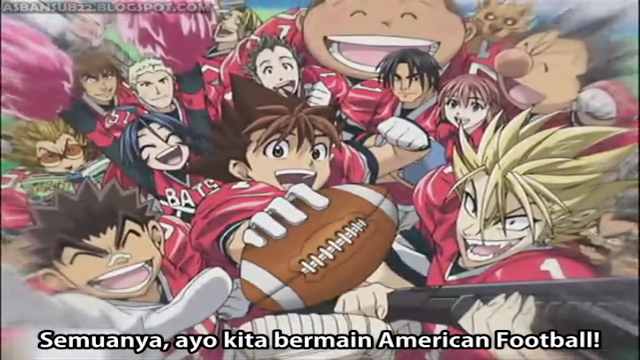 "Eyeshield 21 OVA : ""Jump fiesta 2005"" Subtitle Indonesia"