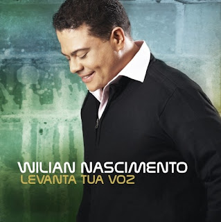 Capa do CD Willian Nascimento   Levanta a Tua Voz