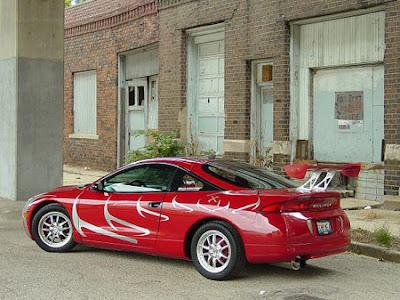 Mitsubishi Eclipse Cars