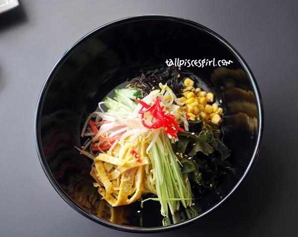 Hiyashi Chuka Price: RM 18.90