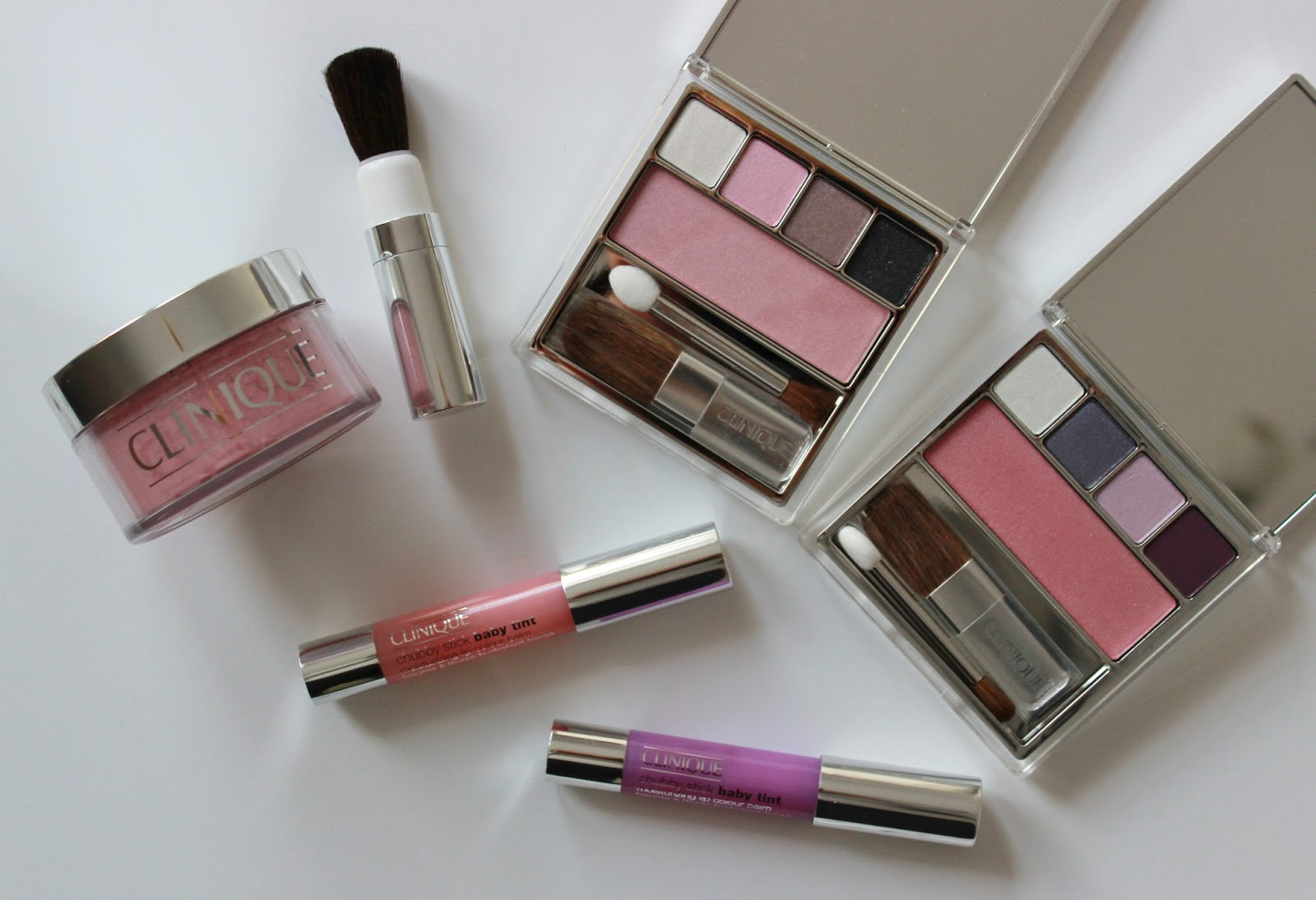 Clinique the nutcracker suite makeup collection