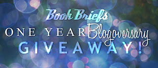 {G!veaway} Blogoversary #3 and Showers of Books!