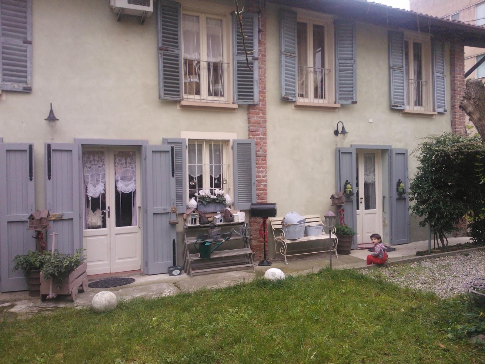 Lismary 39 s cottage pomeriggio ospite da le arti for Provenzale arredamento