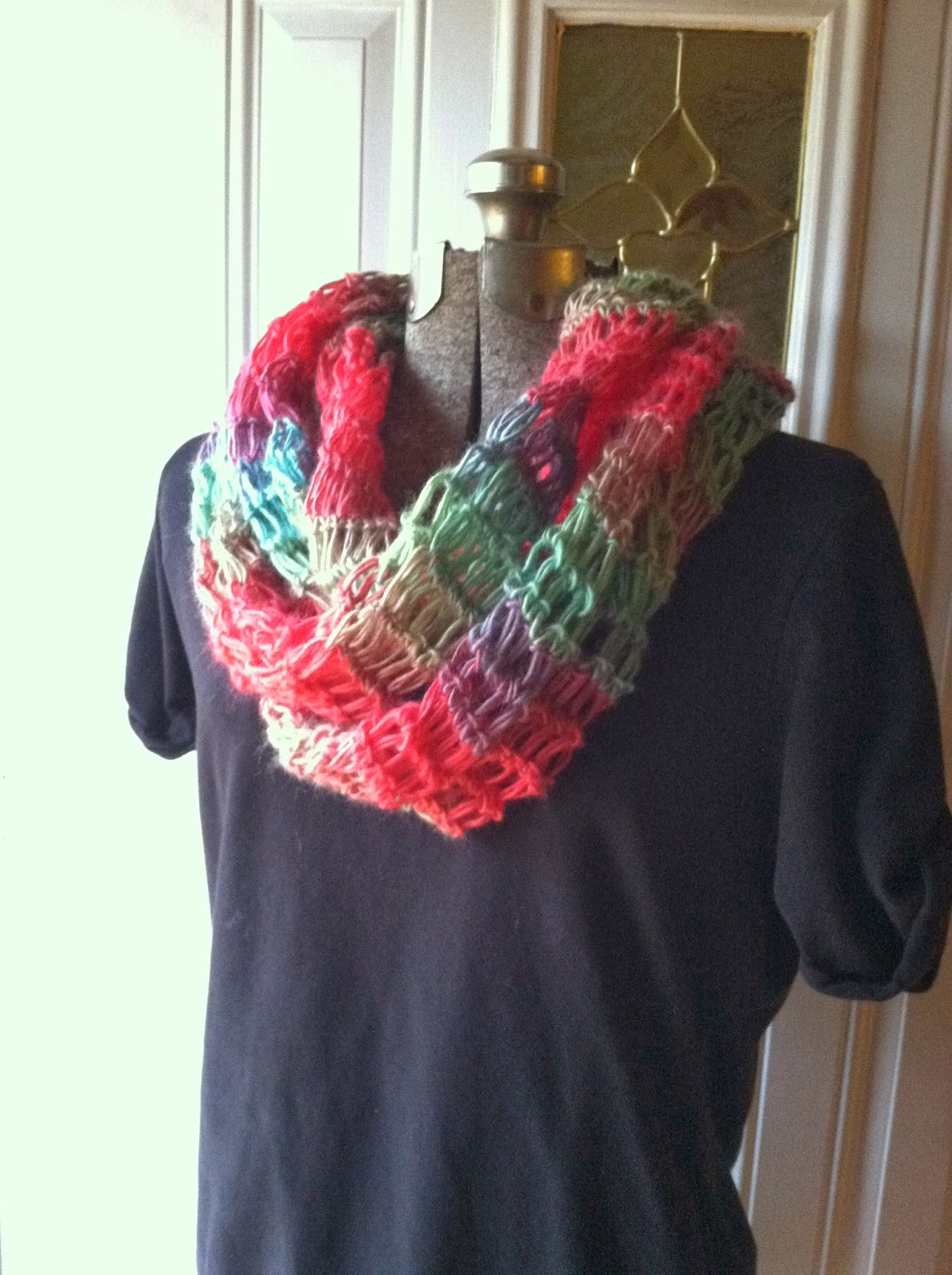 A Southern Ladys Ramblings: New Scarves Free Crochet Pattern