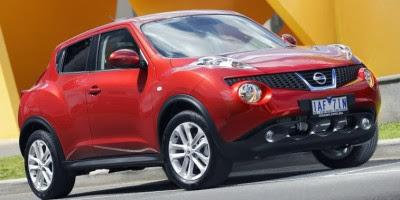Car Juke Nissan 2014
