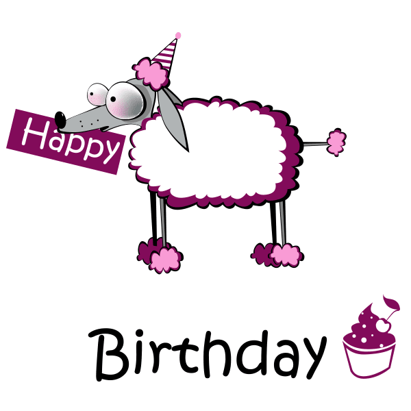 Birthday Critter
