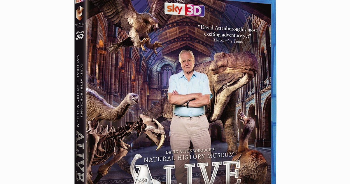 David Attenborough S Natural History Museum Alive  Movie