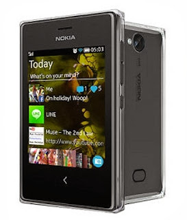 Nokia Asha 502 just for Rs.5181 at Rediff (Next Lowest Price Rs.5499-Saholic)