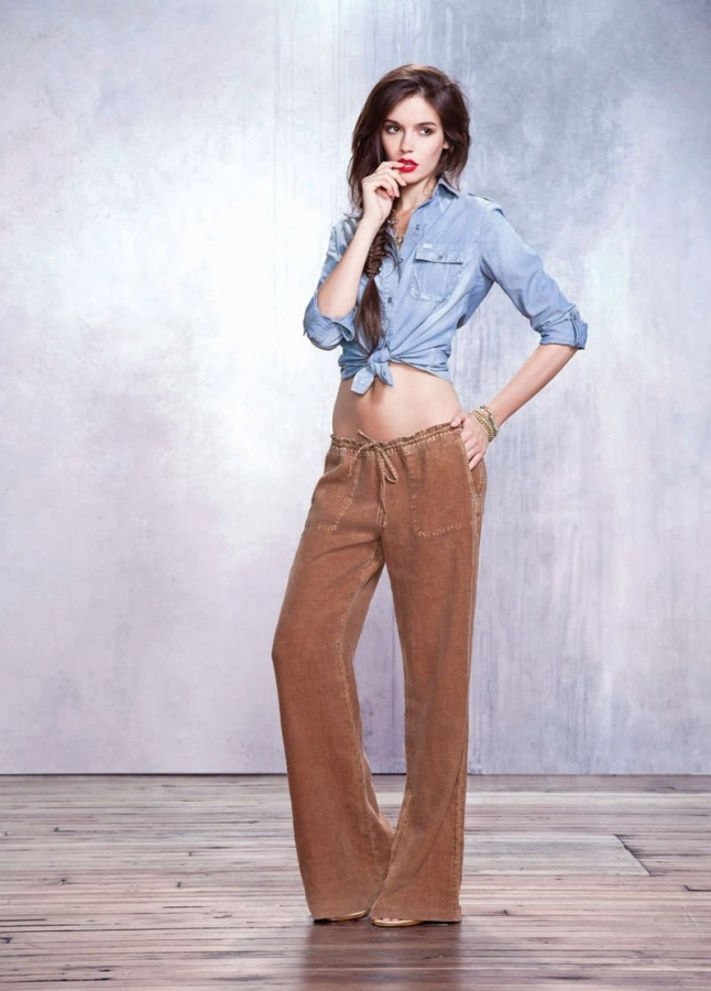 fashion city: Goldsign Jeans Spring/Summer 2012 Lookbook