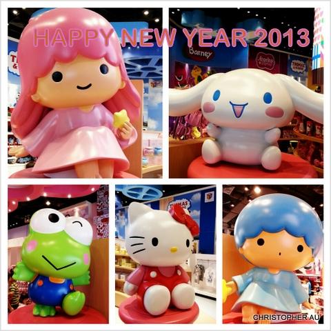 New Year, new beginning.......