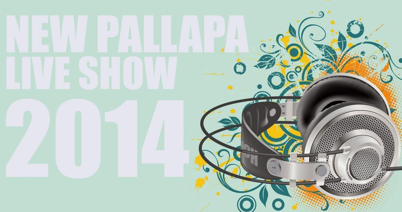 New pallapa live in blandok indah 2014