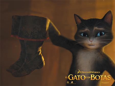 descargar película El Gato con Botas