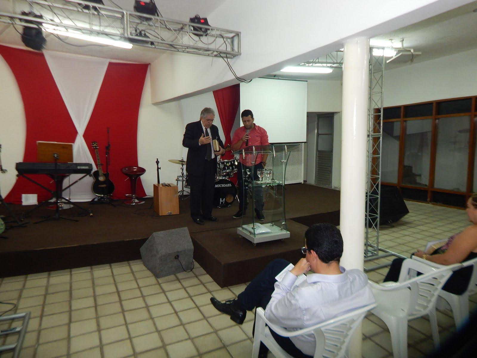 Exposição bíblica e Oração!
