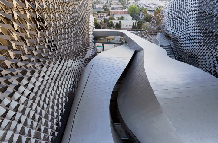 Emerson College in Los Angeles (California)