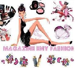 المجلة الاسبوعية العدد الاول ( Emy Fashion Magazine )