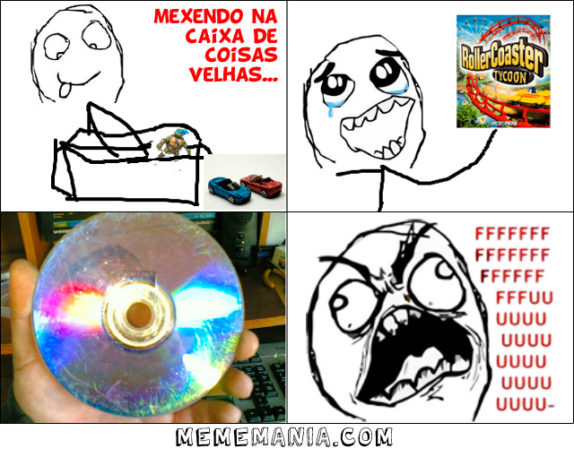 cd velho