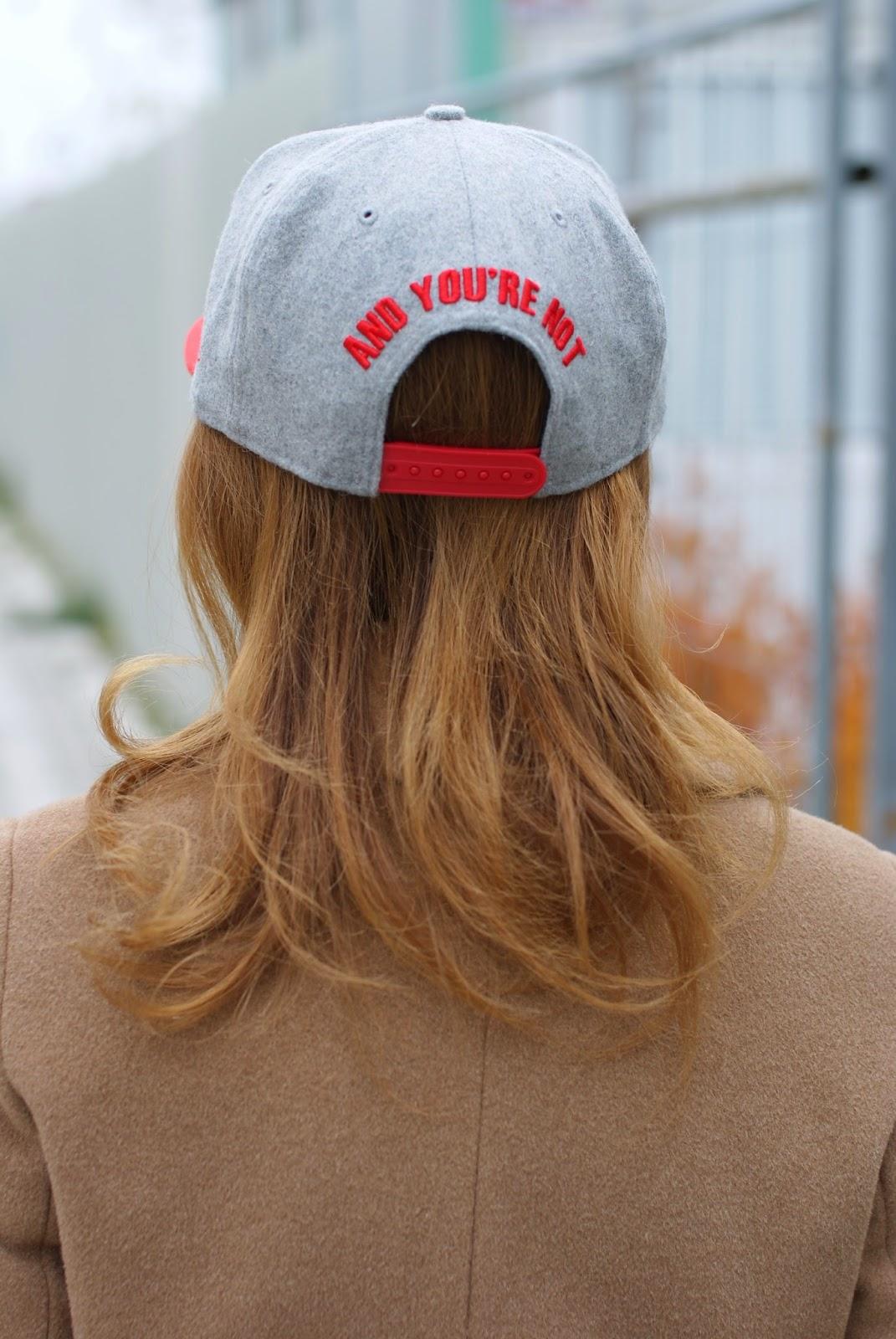 New Era fun baseball cap on Fashion and Cookies fashion blog, fashion blogger italiana