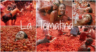 La Tomatina festival: The messiest holiday in the world