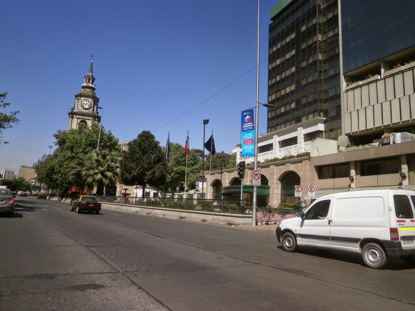 Mi experiencia personal en Santiago de Chile | Computo Forense y mas