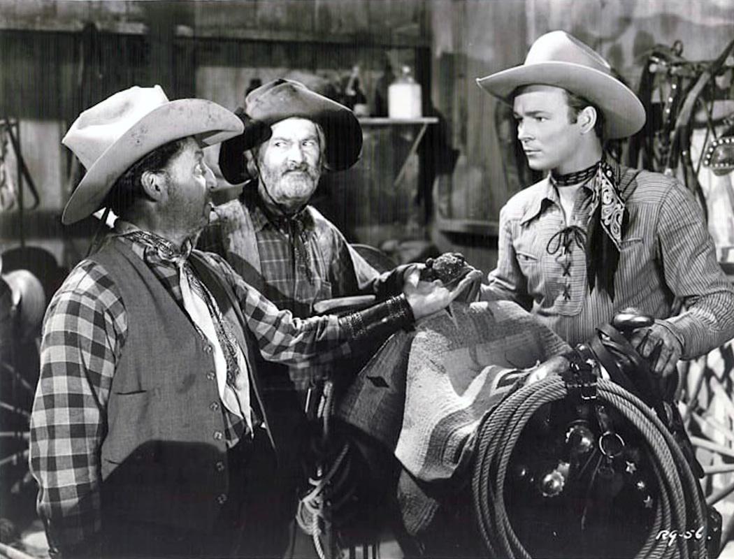 "Wall Street Cowboy (1939) - Roy Rogers, George ""Gabby"" Hayes ..."