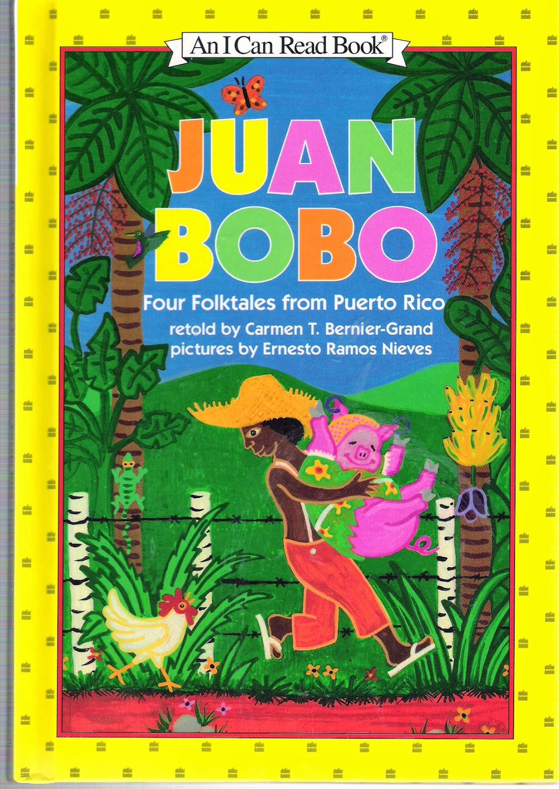 Juan Bobo Four Folktales From Puerto Rico