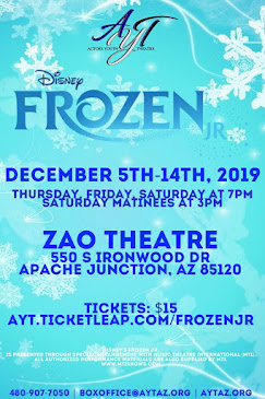 Actor's Youth Theatre presents...