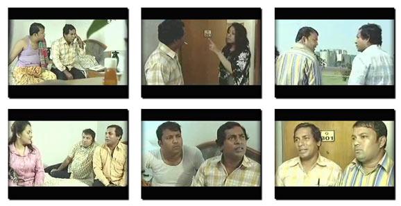 Natok-Chowdhury-Shaheber-Free-Offer-by-Mosharraf-Karim,-Siddikur,Sharaf-Ahmed-Jibon