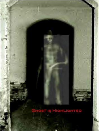 Asylum Basement Ghost In Real Scary