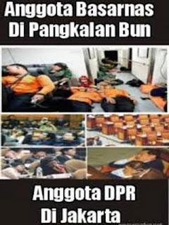DPR kerjanya tidur saat sidang