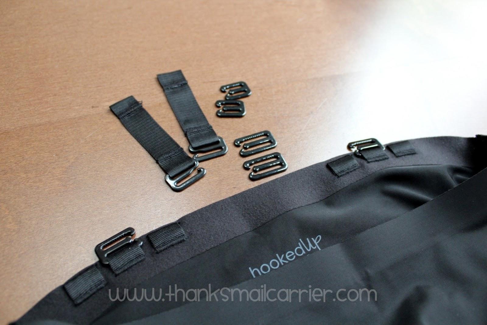 HookedUp shapewear hooks