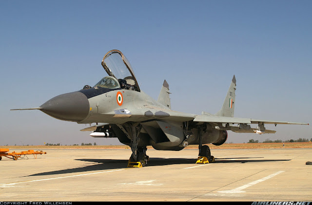 MiG-29 Baaz India Medium Combat Aircraft