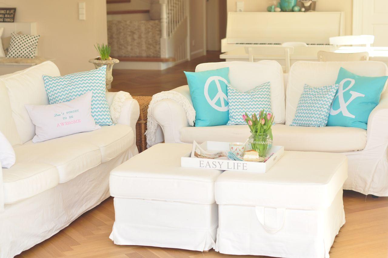 eva und ich pimp my living room. Black Bedroom Furniture Sets. Home Design Ideas