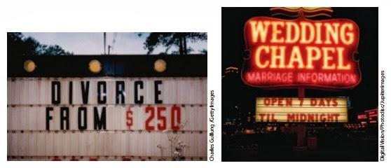 gambar informasi perceraian dan perkawinan