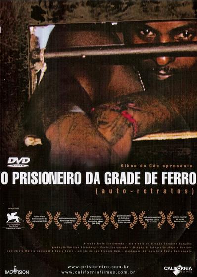 Filme O Prisioneiro da Grade de Ferro Nacional AVI DVDRip
