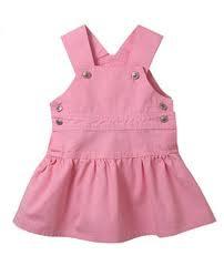 Modelos de vestidos para bebês